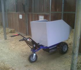 električno vozilo HS