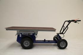 električno vozilo za kmetijstvo FLYER