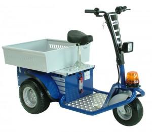 električni voziček ZallysJACK